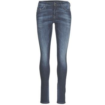 Oblečenie Ženy Džínsy Slim Diesel SKINZEE Modrá / 0856G