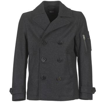 Oblečenie Muži Kabáty Diesel W SAMICO šedá