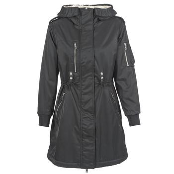 Oblečenie Ženy Parky Diesel W RAIKA Čierna