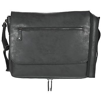 Tašky Muži Kabelky a tašky cez rameno Hexagona JOULO Čierna