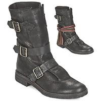 Topánky Ženy Polokozačky Felmini CREPONA čierna