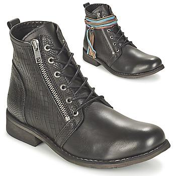 Topánky Ženy Polokozačky Felmini BEJA čierna