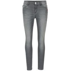 Oblečenie Ženy Džínsy Slim Love Moschino MANI šedá