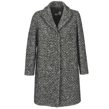 Oblečenie Ženy Kabáty Love Moschino MANSOI šedá