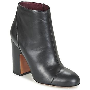 Topánky Ženy Čižmičky Marc Jacobs DOLLS CORA Čierna