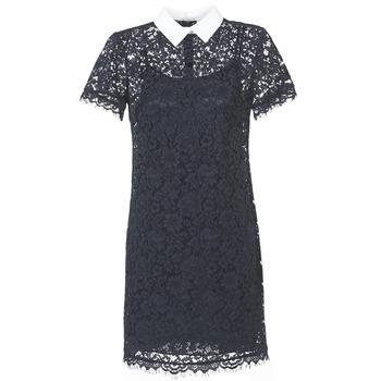 Oblečenie Ženy Krátke šaty MICHAEL Michael Kors NEDRE Námornícka modrá