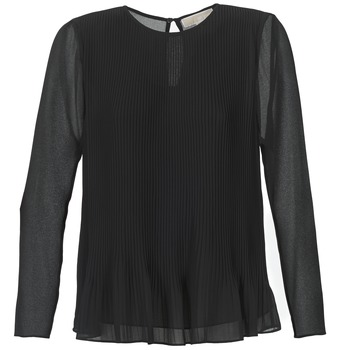 Oblečenie Ženy Blúzky MICHAEL Michael Kors SOSEN Čierna