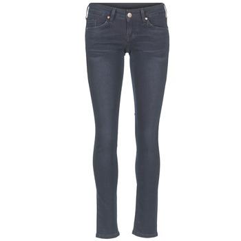 Oblečenie Ženy Džínsy Slim Mustang GINA Modrá / čierna