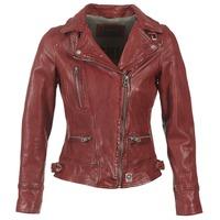 Oblečenie Ženy Kožené bundy a syntetické bundy Oakwood 62065 červená