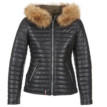 Oblečenie Ženy Vyteplené bundy Oakwood 61677 Čierna