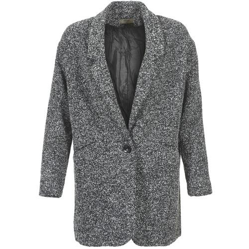 Oblečenie Ženy Kabáty Betty London FIDELOIE Šedá