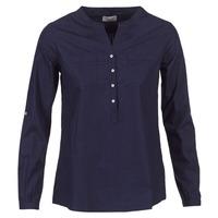 Oblečenie Ženy Košele a blúzky Casual Attitude FARANDOLE Námornícka modrá