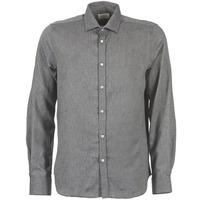 Oblečenie Muži Košele s dlhým rukávom Casual Attitude FOLI šedá