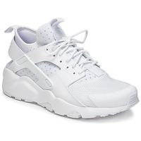 Topánky Muži Nízke tenisky Nike AIR HUARACHE RUN ULTRA Biela