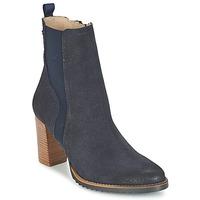 Topánky Ženy Čižmičky MTNG MUESTRA Námornícka modrá