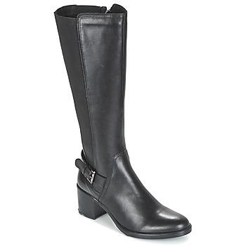 Topánky Ženy Čižmy do mesta Betty London FAJIJE čierna
