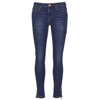 Oblečenie Ženy Džínsy Slim Yurban IFABANE Modrá