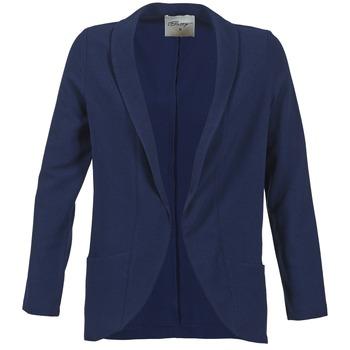 Oblečenie Ženy Saká a blejzre Betty London FORANE Námornícka modrá