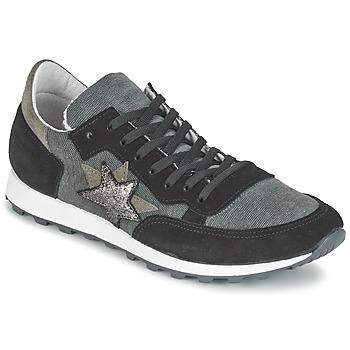 Topánky Ženy Nízke tenisky Yurban FILLIO šedá / čierna