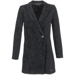 Oblečenie Ženy Kabáty Desigual LOUVIALE Čierna