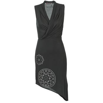 Oblečenie Ženy Krátke šaty Desigual RAZIANA čierna