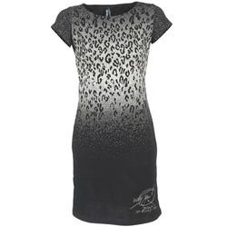 Oblečenie Ženy Krátke šaty Desigual BELFUME čierna / Biela