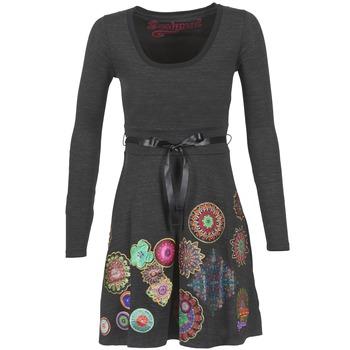 Oblečenie Ženy Krátke šaty Desigual RIDOUBA šedá