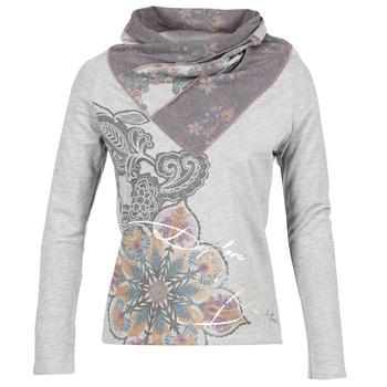 Oblečenie Ženy Mikiny Desigual CASMIBA šedá