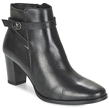 Topánky Ženy Čižmičky Betty London FARIANE Čierna