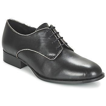 Topánky Ženy Derbie Betty London FLOJE Čierna