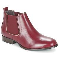 Topánky Ženy Polokozačky Betty London FOLOIE Bordová