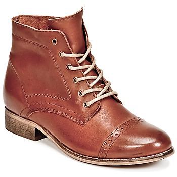 Topánky Ženy Polokozačky Betty London FOLIANE Ťavia hnedá