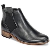 Topánky Ženy Polokozačky Betty London FASSINE čierna