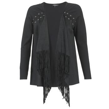 Oblečenie Ženy Cardigany Morgan MIKER Čierna