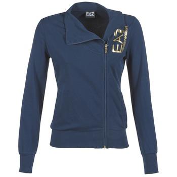 Oblečenie Ženy Mikiny Emporio Armani EA7 GAV Námornícka modrá