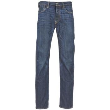 Oblečenie Muži Rovné džínsy Levi's 501 LEVIS ORIGINAL FIT SMITH / STATION