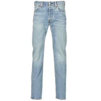 Oblečenie Muži Rovné džínsy Levi's 501 LEVIS ORIGINAL FIT Hillman
