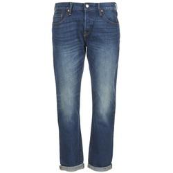 Oblečenie Ženy Džínsy Boyfriend Levi's 501 CT Roasted / Modrá indigová