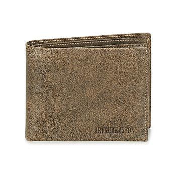 Tašky Muži Peňaženky Arthur & Aston RAOUL Gaštanová