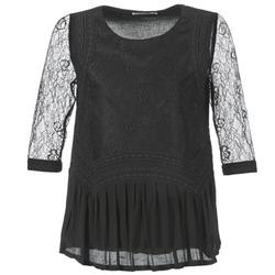 Oblečenie Ženy Blúzky See U Soon SATURNIN Čierna