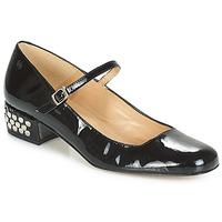 Topánky Ženy Balerínky a babies Betty London FOTUNOU Čierna