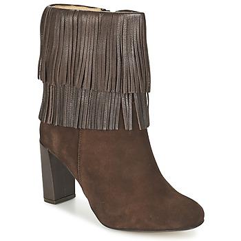 Topánky Ženy Čižmičky Betty London FAJIME Hnedá