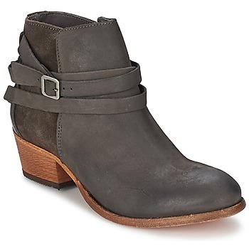 Topánky Ženy Čižmičky Hudson HORRIGAN šedá