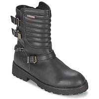 Topánky Ženy Polokozačky Replay EAGLE čierna