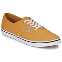 Topánky Nízke tenisky Vans AUTHENTIC LO PRO žltá horčicová / True / Biela