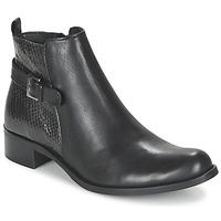 Topánky Ženy Polokozačky Betty London FEWIS Čierna