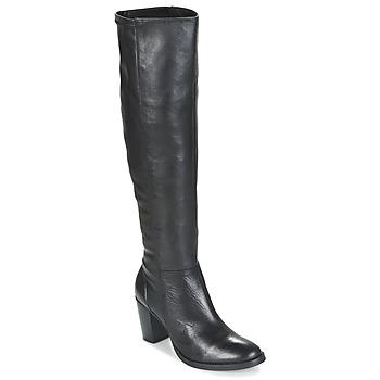 Topánky Ženy Čižmy do mesta Betty London FLARY čierna