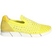 Topánky Ženy Slip-on Florens F1330 Yellow