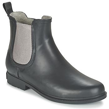 Topánky Ženy Polokozačky Marc O'Polo LATTA čierna