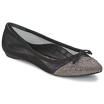 Topánky Ženy Balerínky a babies Schutz KANI čierna